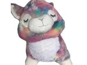 Nana's Weighted Toys - Rainbow Llama 4kg