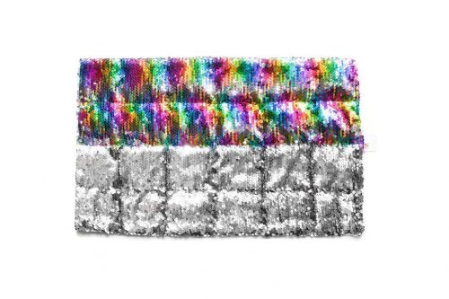Sensory Matters Weighted Lap Blanket Sequinned  Rainbow  2.5kg