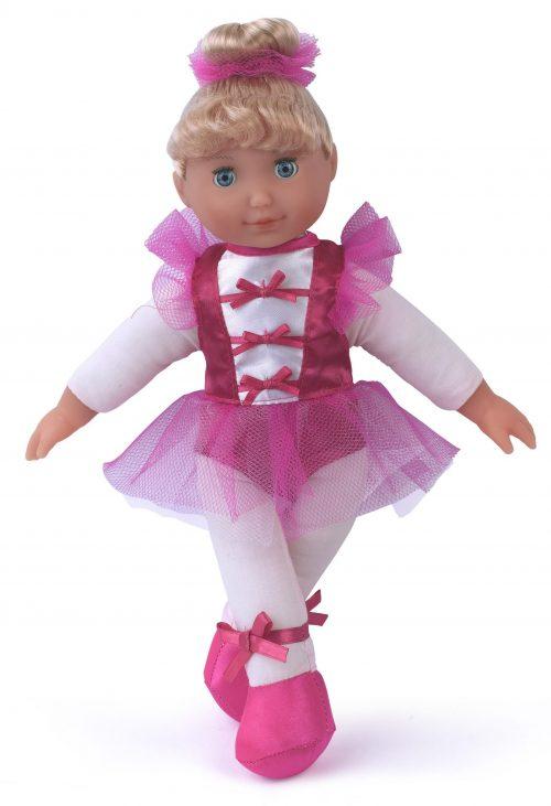 Dolls World Ballerina Doll