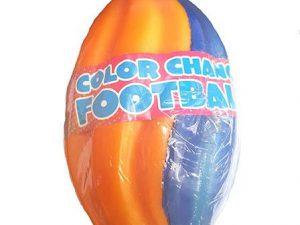 Soft Colour Change Football 18cm