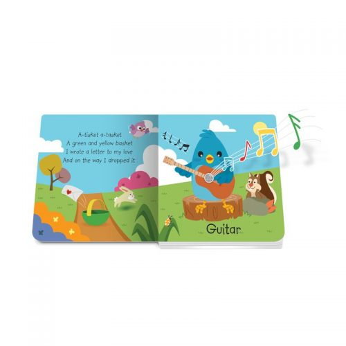 Ditty Bird - Instrumental Children's Songs Board Book