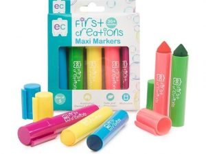 Educational Colours - Maxi Markers Set of 5