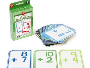 Learning Can Be Fun - Addition 0-12 Flash Cards