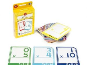 Learning Can Be Fun - Multiplication  0-12 Flash Cards