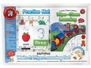 Ed-Vantage Wipe Clean Learning Set - Alphabet Skills
