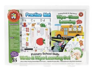 Ed-Vantage Wipe Clean Learning Set - Primary School Skills