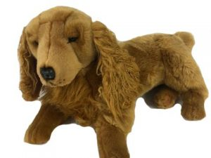 Nana's Weighted Toys - Lexie the Cocker Spaniel 1.5kg