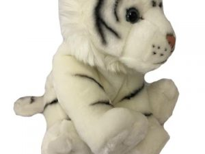 Nana's Weighted Toys - Snow the White Tiger 2kg