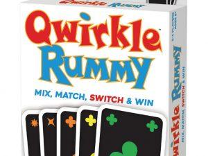 Mindware Sensory Genuis - Qwirkle Rummy