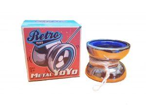 Retro Metal Yoyo