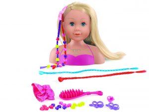 Dolls World by Peterkin - Ashley Hairdressing Doll Playset