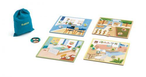 Djeco - Tapikekoi Memory Game