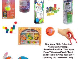 Fine Motor Collection