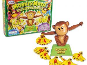 Popular Playthings - Monkey Math