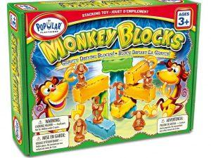 Popular Playthings - Monkey Blocks