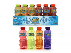 Bubbles - 470ml Bottle with Wand