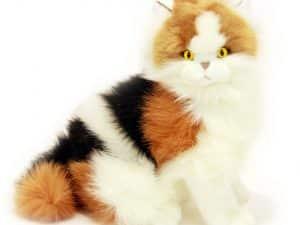 Bocchetta Alfia Calico Cat 26cm