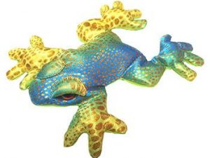 """Sensory Sensations Weighted Sparkly Creatures - 300-400g  11"""" long (28cm)"""
