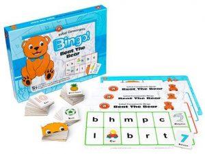 Ed-Vantage - Beat the Bear (Initial Consonants) Bingo