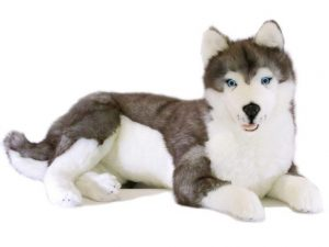 Bocchetta Rocco the Husky without pocket 62cm