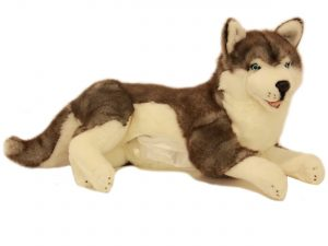 Bocchetta Rocket the Husky with pocket 62cm