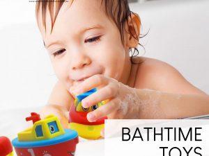 Bathtime Toys