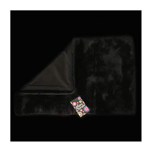 Jet Black 2kg Lap Blanket